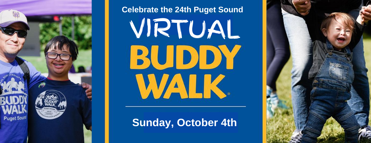 2020 Virtual Puget Sound Buddy Walk®